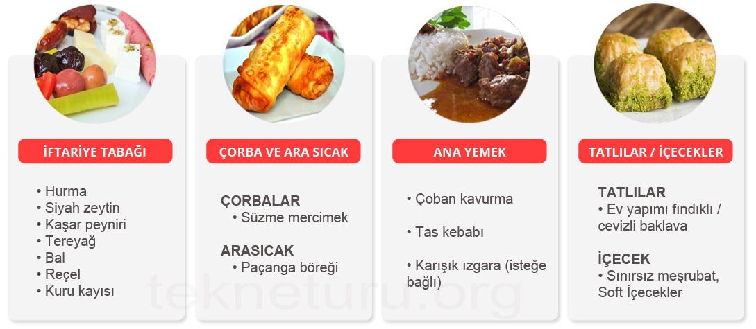 teknede-iftar-yemegi